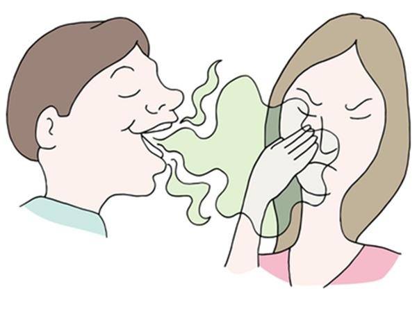 bau mulut saat puasa